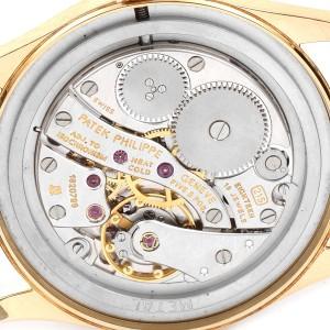 Patek Philippe Calatrava 18k Yellow Gold Vintage Unisex Watch