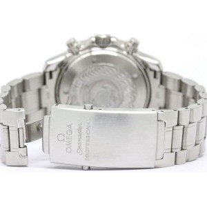 Omega Seamaster Pro 300M Jacques Mayol Stainless Steel 42mm Mens Watch