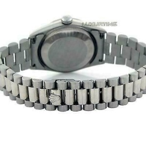 Rolex Datejust 31mm 68279 Women's White Gold 31mm Automatic 1 Year Warranty