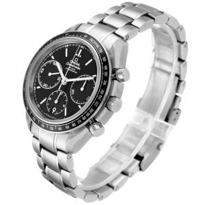 Omega Speedmaster Racing Black Dial Steel Watch 326.30.40.50.01.001 Card