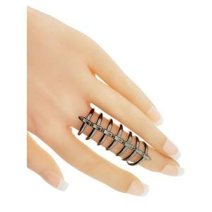 Stephen Webster Jewels Verne Bonafide Long Finger Ring Size 8