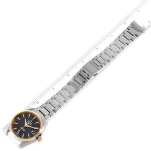 Omega Seamaster Aqua Terra Steel Yellow Gold Watch 231.20.39.21.06.004