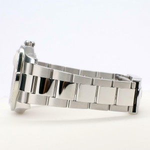 Rolex Datejust 36MM Oyster/Custom Diamond Bezel/Chocolate Diamond Dial 116200