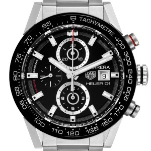 Tag Heuer Carrera Chronograph Automatic Mens Watch