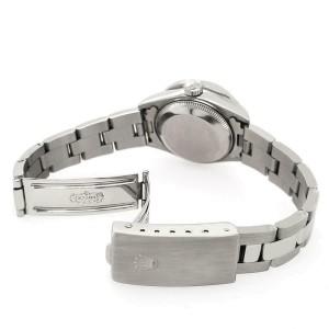 Rolex Datejust 26mm Steel Watch 1.3ct Diamond Bezel/Merlot Red Diamond Dial