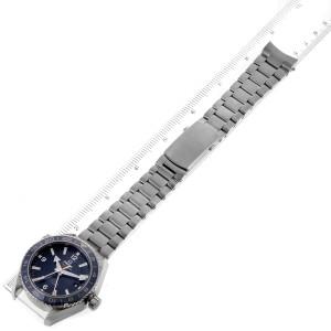 Omega Seamaster Planet Ocean GMT Titanium Watch 232.90.44.22.03.001 Box Card