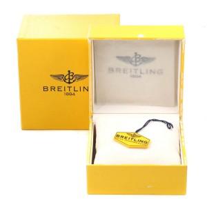 Breitling Aeromarine Superocean Black Dial Steel Mens Watch