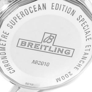 Breitling Superocean Heritage II 42 Steel Mens Watch AB2010 Box Papers
