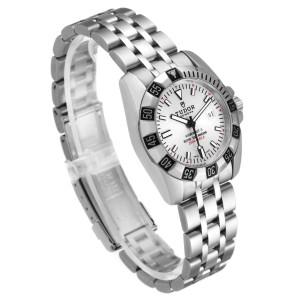 Tudor Hydronaut II Stainless Steel Silver Dial Ladies Watch 24030 Unworn