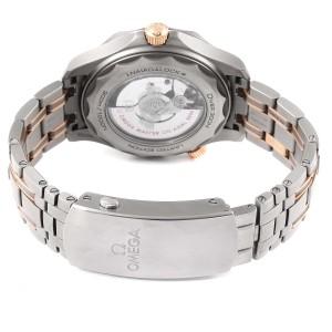 Omega Seamaster 42mm Titanium Rose Gold Watch