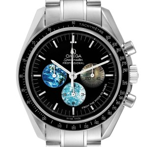 Omega Speedmaster Limited Edition Moon to Mars Watch