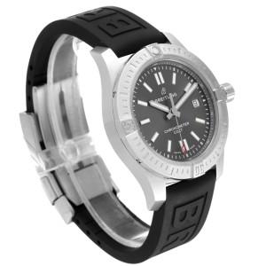 Breitling Colt Grey Dial Automatic Steel Mens Watch