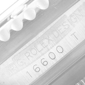 Rolex Seadweller Black Dial Automatic Steel Mens Watch 16600