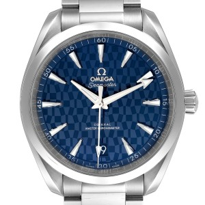 Omega Seamaster Aqua Terra Olympic Games Watch