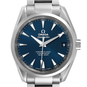 Omega Seamaster Aqua Terra Blue Dial Watch 231.10.39.21.03.002