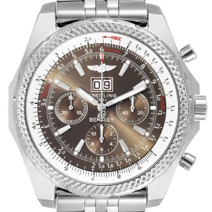 Breitling Bentley Motors Bronze Dial Chronograph Watch