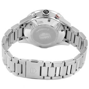 Tag Heuer Carrera Calibre 16 Chronograph Steel Mens Watch
