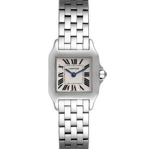 Cartier Santos Demoiselle Stainless Steel Ladies Watch
