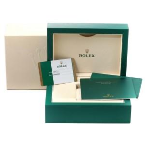 Rolex Datejust 36 Steel Yellow Gold White Dial Diamond Watch