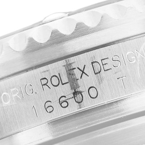 Rolex Seadweller Black Dial Automatic Steel Mens Watch