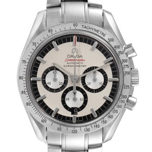 Omega Speedmaster Schumacher Legend Limited Edition Watch 3506.31.00 Card