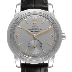Omega Seamaster 1948 Platinum Mens Watch 511.93.38.20.99.001 Unworn
