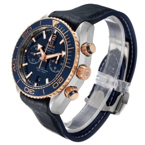 Omega Seamaster Planet Ocean 600m Co-Axial Watch