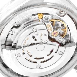 Rolex President Midsize White Gold Diamond Ladies Watch