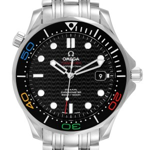 Omega Seamaster Olympic Rio 2016 Limited Watch