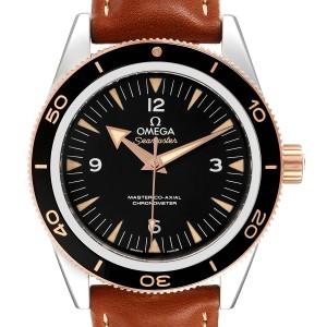 Omega Seamaster 300 Master Co-Axial Mens Watch