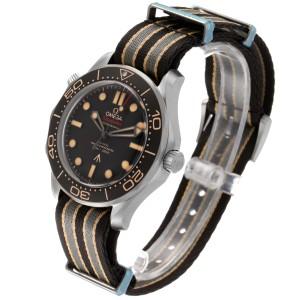 Omega Seamaster 300M 007 Edition Titanium Watch 210.92.42.20.01.001 Unworn