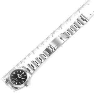 Rolex Explorer I Luminescent Arabic Numerals Mens Watch