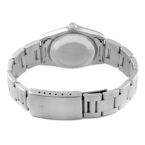 Rolex Midsize 31 Salmon Dial Oyster Bracelet Ladies Watch