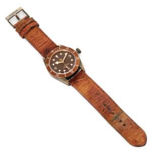 Tudor Heritage Black Bay Bronze Dial Mens Watch 79250
