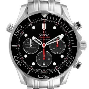 Omega Seamaster James Bond 007 Steel Watch