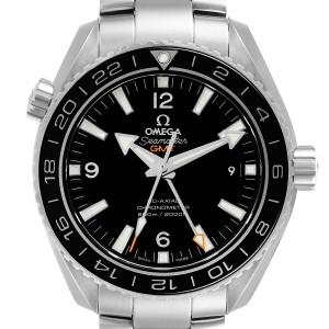 Omega Seamaster Planet Ocean GMT Watch