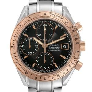 Omega Speedmaster 8157 Steel Rose Gold Watch