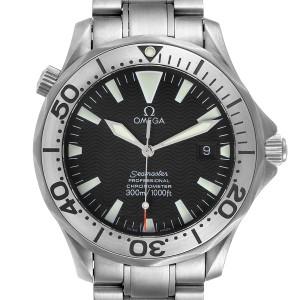Omega Seamaster 41 Black Dial Titanium Mens Watch 2231.50.00