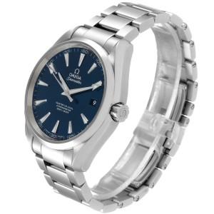 Omega Seamaster Aqua Terra Blue Dial Watch 231.10.42.21.03.003