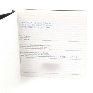 Panerai Luminor Monopulsante 8 Days GMT 44mm Watch PAM00311 Box Papers