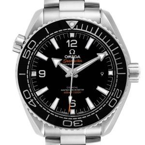 Omega Seamaster Planet Ocean Mens Watch 215.30.44.21.01.001 Box Card