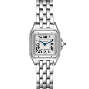 Cartier Panthere Small 22mm Steel Ladies Watch