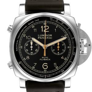Panerai Luminor 1950 Flyback Chronograph Steel Watch