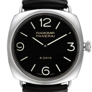 Panerai Radiomir 45mm 8 Days Mens Watch