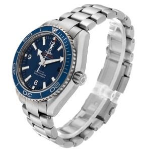 Omega Seamaster Planet Ocean 42mm Watch 232.90.42.21.03.001 Box Card