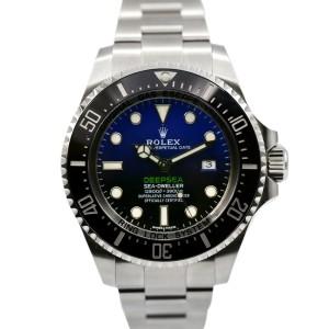 Rolex Deepsea 116660 Stainless Steel 44mm Mens Watch