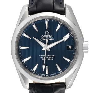 Omega Seamaster Aqua Terra Blue Dial Watch 231.13.39.21.03.001