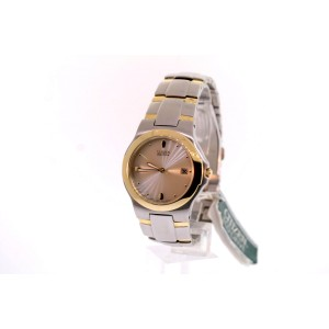Citizen BM0334-56P Two-tone Stainless Steel Champagne Dial 37mm Mens Watch