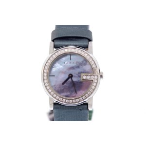 Gucci YA101508 Stainless Steel Quartz 28mm Womens Watch