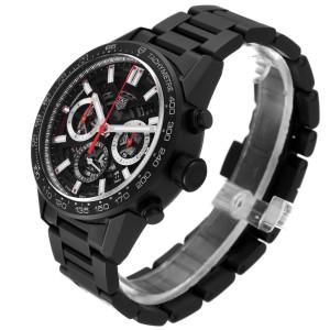 TAG Heuer Carrera Calibre 02 Skeleton Ceramic Watch CBG2090 Unworn